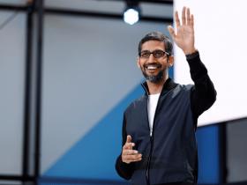 谷歌 CEO:中国版搜索引擎就算有也不会很快有