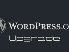 手动更新 WordPress 教程